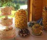 Vestuviniai skanėstai